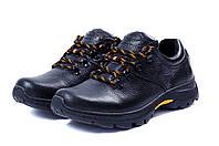 Мужские кожаные кроссовки E-Tracking (реплика)