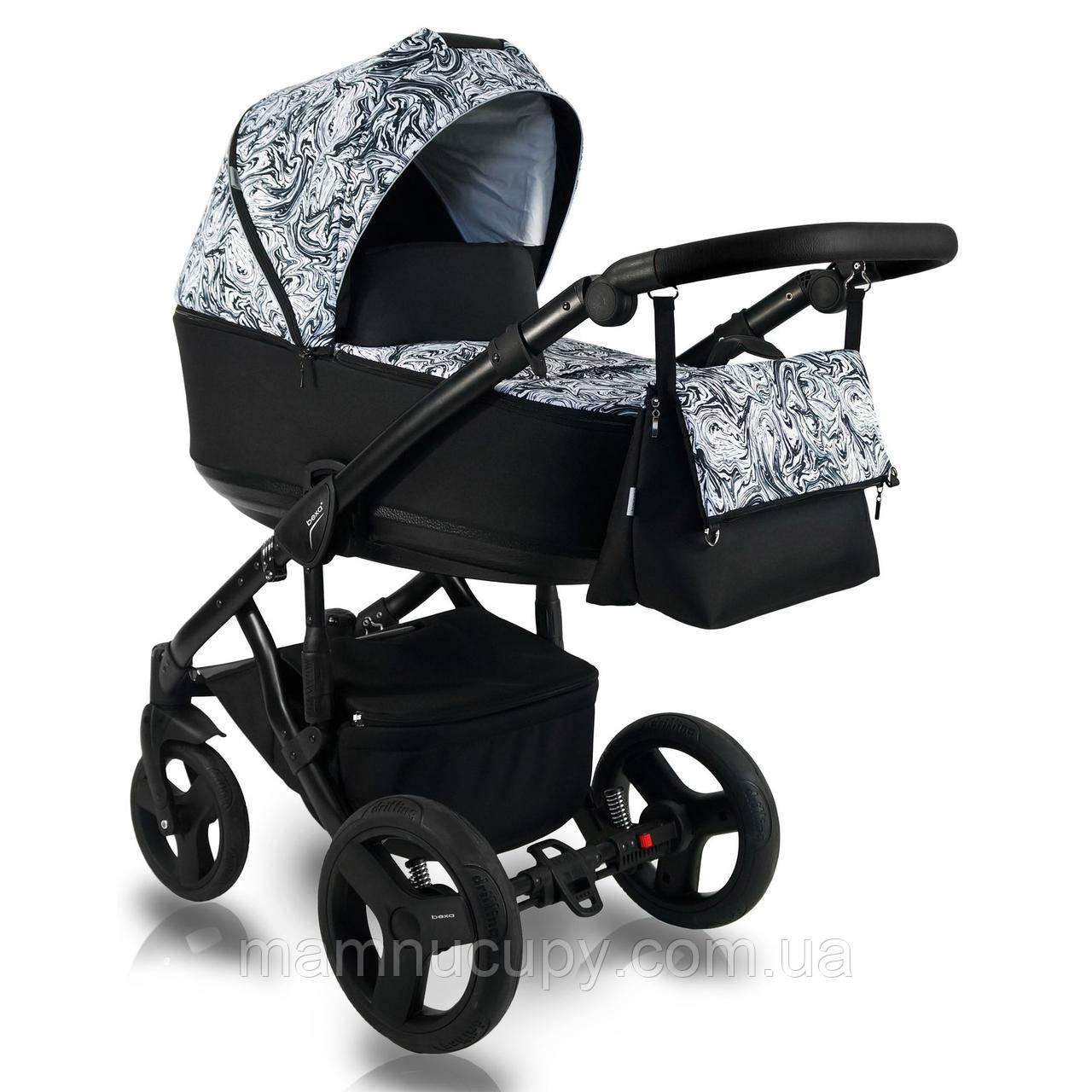 Универсальная детская коляска  2 в 1 Bexa Fresh Light FL1  (бекса фреш)