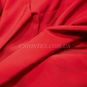Ткань плащевка мемори красная