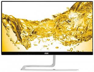 Full HD IPS монитор AOC 22 дюйма I2281FWH, для компьютера, ЖК