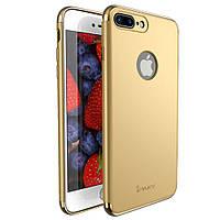 "Чехлы IPAKY Чехол iPaky Joint Series для Apple iPhone 7/8 Plus (5.5"") (Золотой) (14804)"