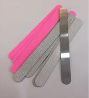 Пилка,металлическая основа со сменными файлами,упаковка 12 шт