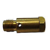 Адаптер токопроводящего наконечника KEMPPI М8 PMT27, MMT 27, PMT 32, MMT 32, PMT 30W, MMT 30W, PMT 35, MMT 35