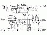 Понижающий DС-DC модуль XL4015-E1 5A с регулировками по току и напряжению, фото 4
