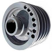 Шкив привода молотилки комбайна СК-5 НИВА 54-10152 (4-х ручейный)
