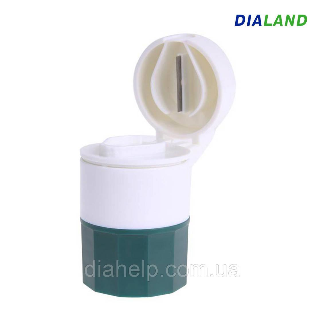 Разделитель Pill Box (устройство для деления таблеток на части)