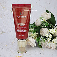 ВВ крем #21 Светлый беж MISSHA M Perfect Cover BB Cream (SPF42/PA+++)   #21 Light Beige 50 мл