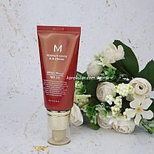 ВВ крем #23 Натуральный беж MISSHA M Perfect Cover BB Cream (SPF42/PA+++)   #23 Natural Beige 50 мл