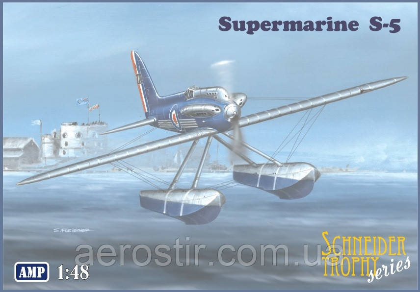 Supermarine S-5 1/48 AMP 48009