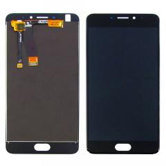 Дисплей (LCD) Meizu M5 Note (M621) с сенсором чёрный