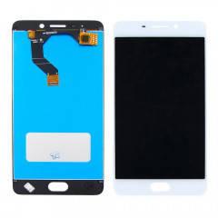 Дисплей (LCD) Meizu M5 Note (M621) с сенсором белый, фото 2