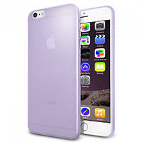 Чехлы Remax Чехол Ultra-thin 0.3 для iPhone 6 Plus Violet (11907)