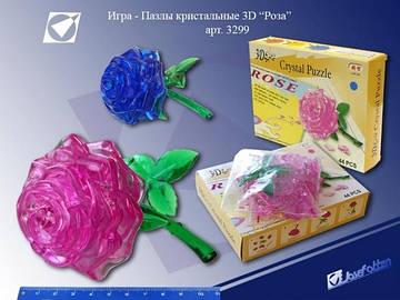 3D пазлы оптом