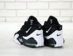 Мужские кроссовки Nike Sportswear Air Max Speed Turf (черно-белые), фото 5