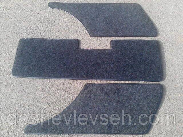 Обивка багажника ВАЗ-2104  ворс (к-т 3ч.), 2104-5004040/41 (Сызрань)