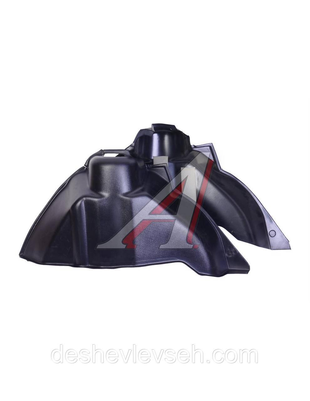 Обивка багажника ВАЗ-2108  арки колеса прав.+лев. пластик, 2108-5402220/21 (Сызрань)