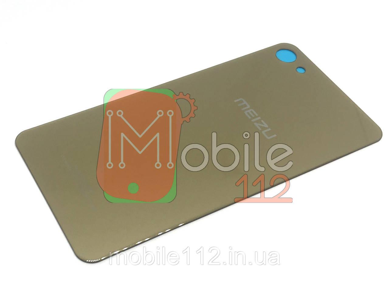Задняя крышка Meizu U10 U680H золотистая