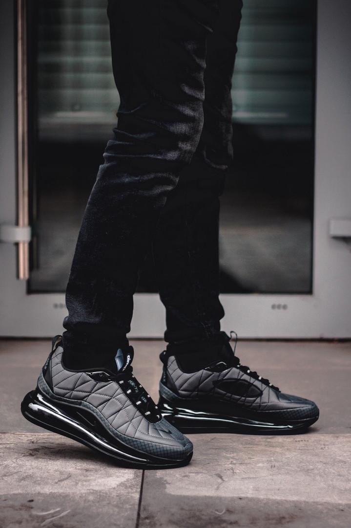 """Зимние кроссовки, ботинки на меху Fila """"Черные"""""""
