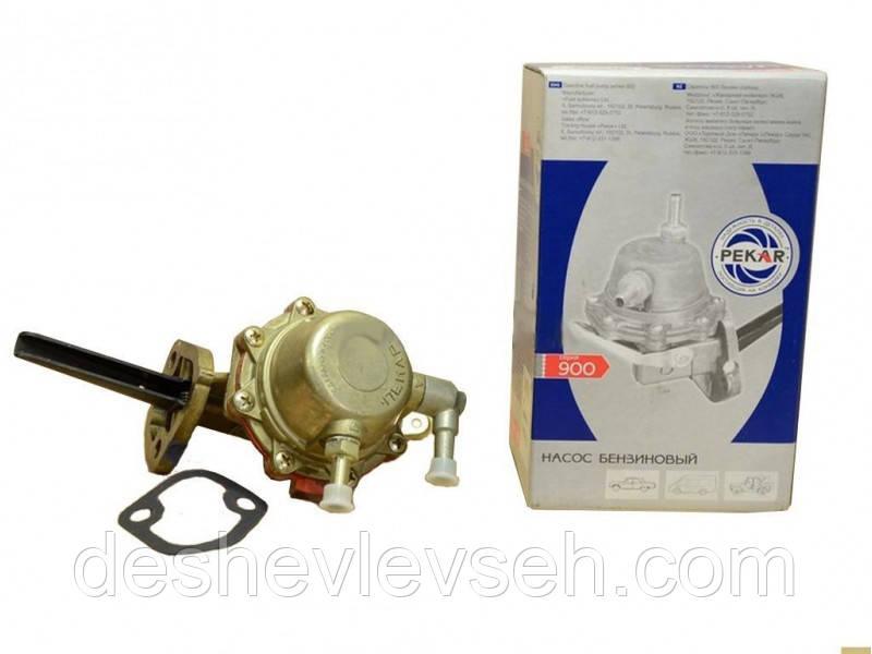 Насос топливный ГАЗ-3302, СОБОЛЬ дв.406 (901-1106010-21), (ПЕКАР)