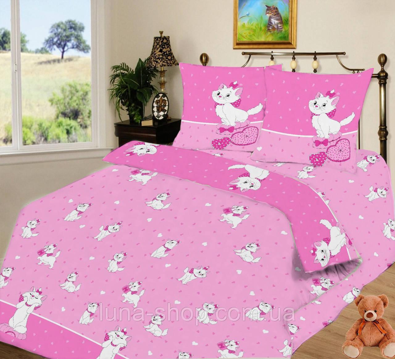 Комплект Мари в детскую кроватку/садик с резинкой и без, бязь