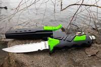 Нож для дайвинга SS 24032  отличный подарок