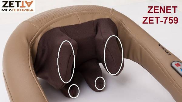 Пальчиковый массажер для шеи вакуумный упаковщик caso vc 10 видео