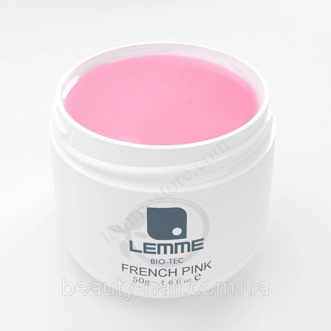Гель для нарощування нігтів Lemme French Pink, 50 мл