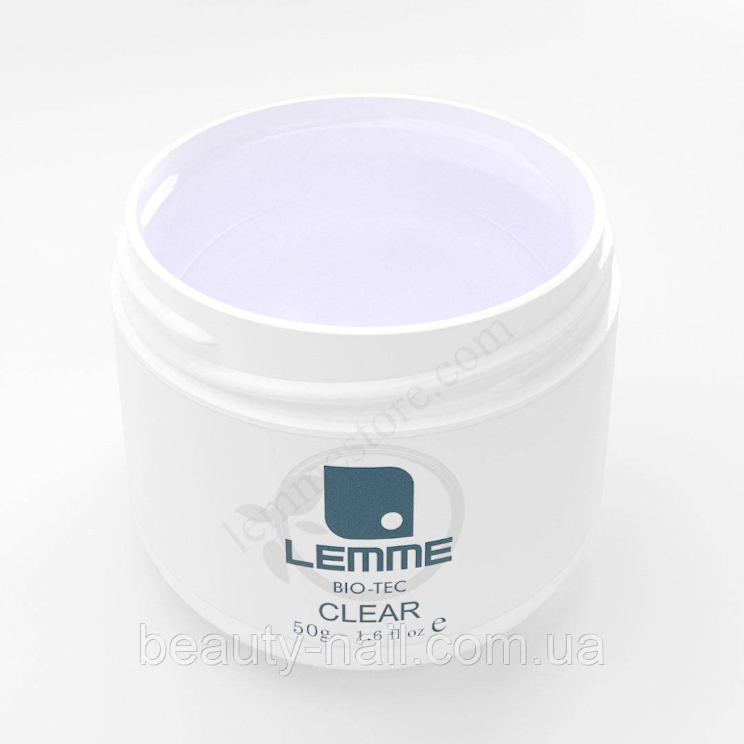 Гель для наращивания ногтей LEMME Clear