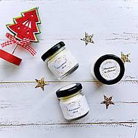 Массажная свеча соевая ароматическая ручной работы Handmade by Caramel 95 г, фото 1