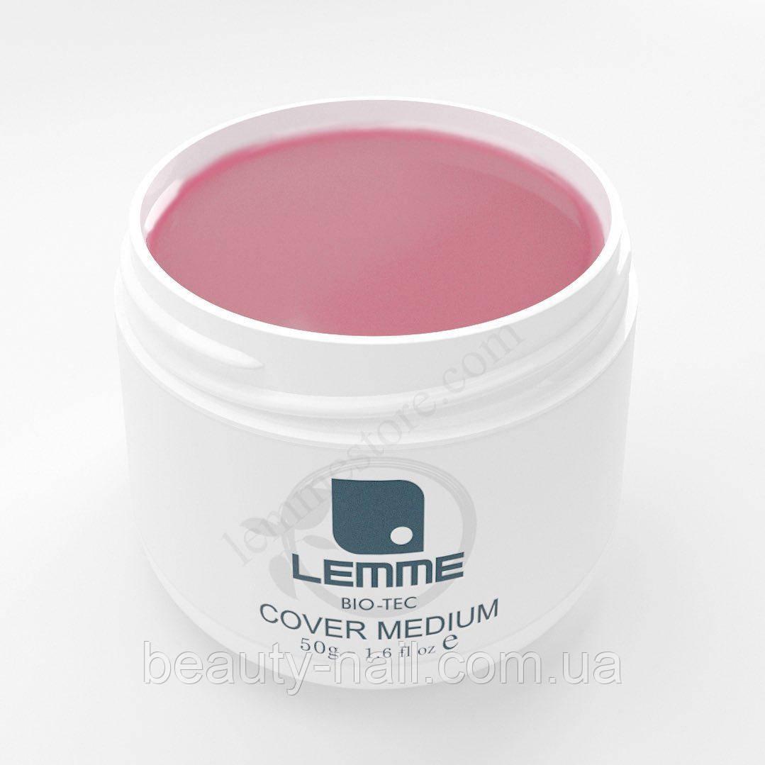 Гель для наращивания ногтей LEMME Cover Medium