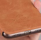 Чехол книжка Mofi Vintage для Xiaomi Redmi Note 8 Pro, фото 8