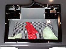 Напорная пескоструйная камера 1200х800х700 | Пескоструйный аппарат напорного типа PsTech, фото 2