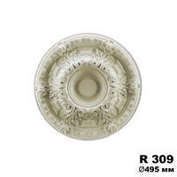 Розетка потолочная R309, диаметр 495мм, Gaudi Decor