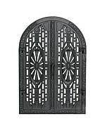Дверки чугунные AZUROWE 605x410, фото 1