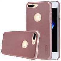 Чехлы Nillkin Чехол NILLKIN Super Frosted Shield для iPhone 7 Plus Rose Gold (10832)