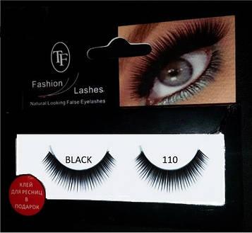 Накладные ресницы TF Fashion Lashes 110