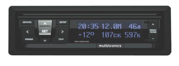 Маршрутный компьютер Multitronics RI-500V (Приора) (Мультитроникс)