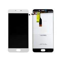 Дисплей (LCD) Meizu M3/  M3 mini (M688H) с сенсором белый, фото 2