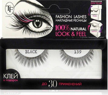 Накладные ресницы TF Fashion Lashes 139