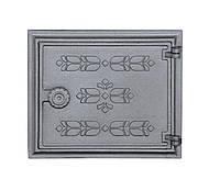 Дверцы чугунные DPK12 275x240, фото 1