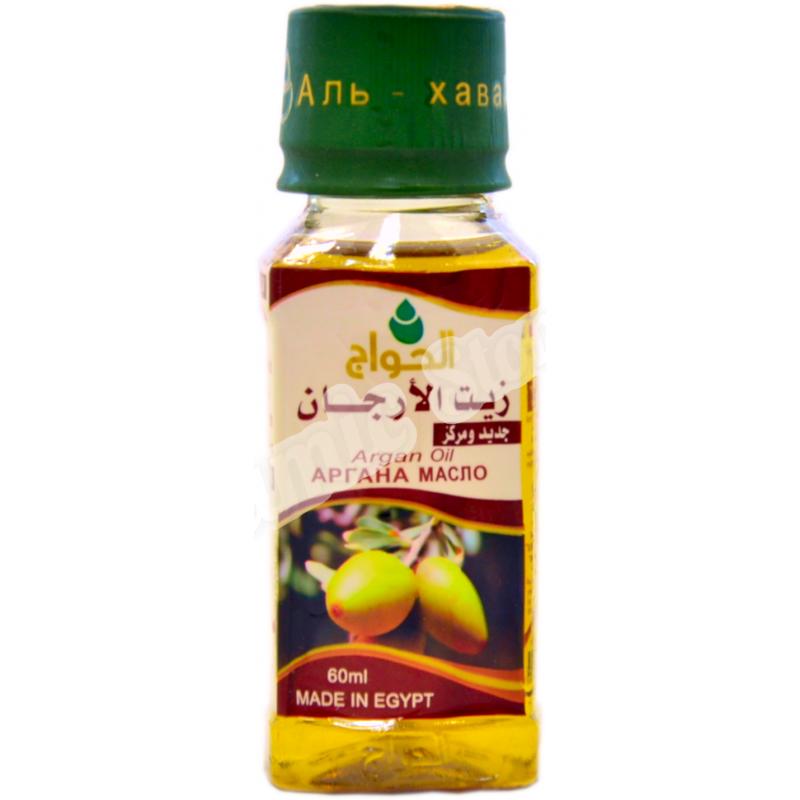 Масло Аргана Argan Oil Elhawag 125 мл Египет