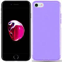 Чехлы Remax Чехол Ultra Thin Silicone Remax 0.2 mm для iPhone 6 Violet (3716)