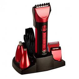 Многофункциональный клиппер для волос 5в1 Jiamei JM-8058