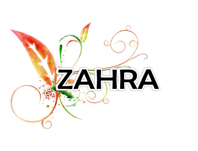 Сирійські парфуми Zahra