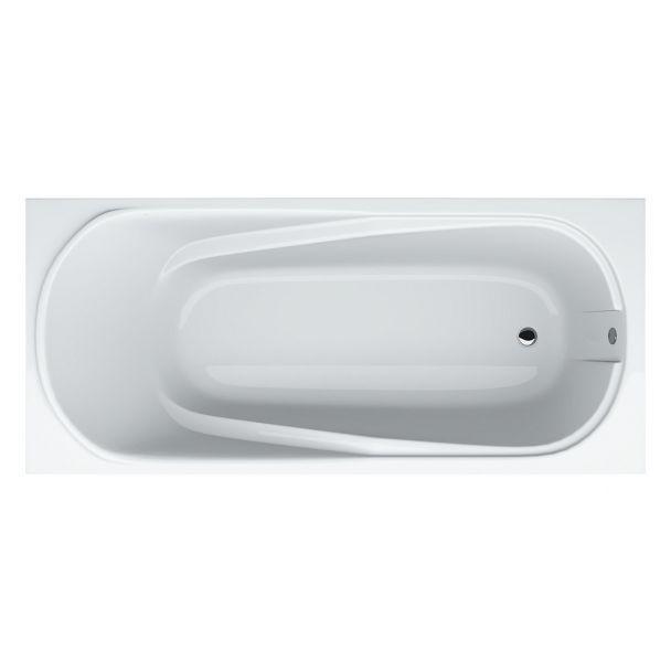 Ванна акрилова Swan Monica 170x75 прямокутна