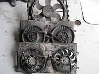 Диффузор с вентилятором  Мерседес Вито (Mercedes Vito) двигатель  2.3 ТDI, 2.2 CDI  638, 639