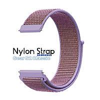 Нейлоновый Ремешок для Samsung Gear S2 Classic Violet
