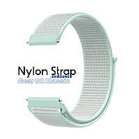 Нейлоновый Ремешок для Samsung Gear S2 Classic Light Mint