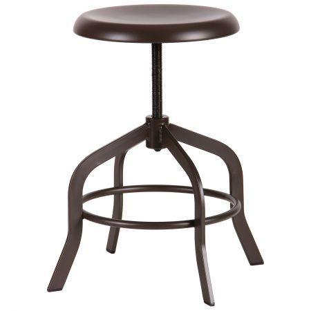 Барный стул Ringo, цвет кофе AMF