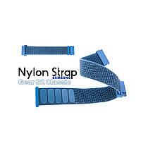 Нейлоновый Ремешок для Samsung Gear S2 Classic Blue